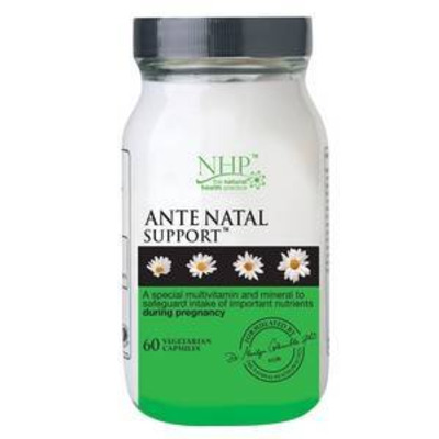 Natural Health Practice Ante Natal Support 60 Capsules