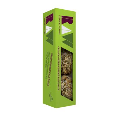 Raw Health Organic Green Supreme Kale Energy Balls 60g