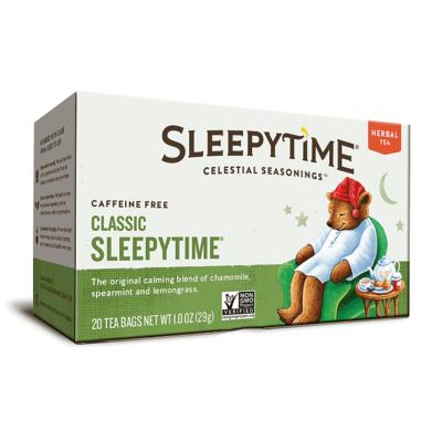Celestial Seasonings Sleepytime Herbal Tea 20 Bags
