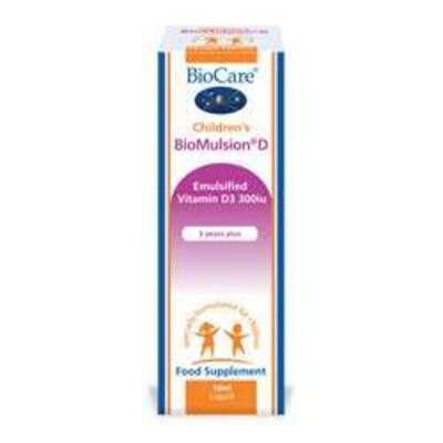 BioCare Children's BioMulsion D 10ml