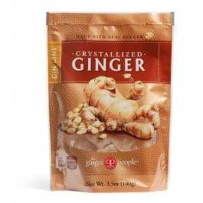 The Ginger People Gin Gins Crystallised Ginger Candy 84g