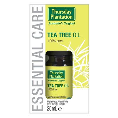 Thursday Plantation Pure Tea Tree Oil 25ml