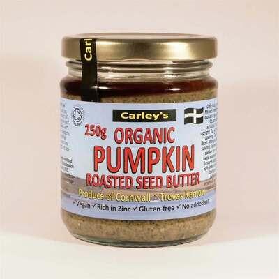 Carley's Organic Pumpkin Seed Butter 250g