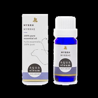Aqua Oleum Myrrh Essential Oil 10ml