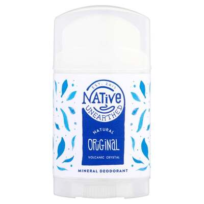 Native Unearthed Original Crystal Deodorant 100g
