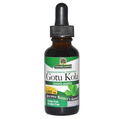 Natures Answer Gotu Kola Herb 30ml