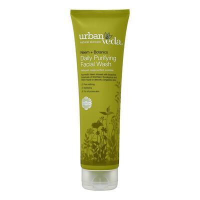 Urban Veda Purifying Daily Facial Wash 150ml