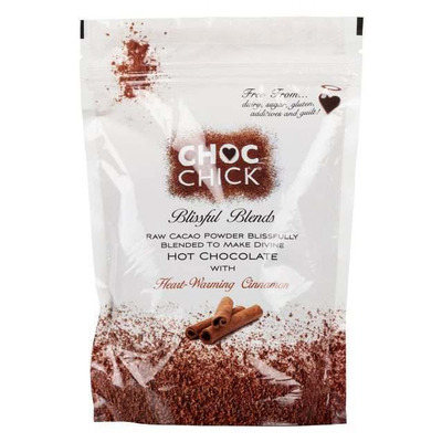 Choc Chick Blissful Blends Cinnamon Cacao Powder 250g