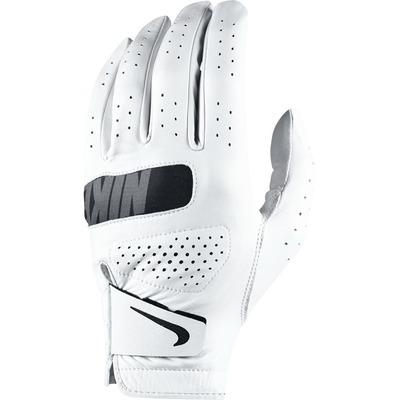 Nike Golf Glove Tour Leather White Black 2018