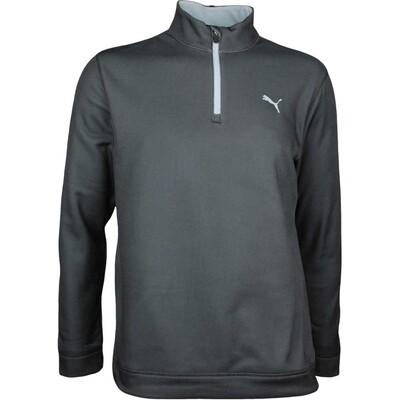 Puma Golf Pullover Disruptive Q Zip Black AW17