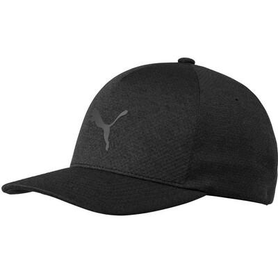 Puma Golf Cap Evoknit Flexfit Black SS18