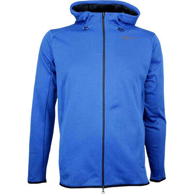 Nike Golf Jacket Therma Fit Hoodie Blue Jay AW17