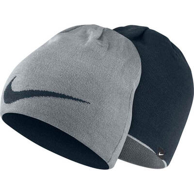 Nike Golf Hat Reversible Beanie Armory Navy AW17
