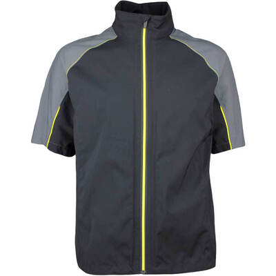 Galvin Green Waterproof Golf Jacket ARCH Paclite Black AW17