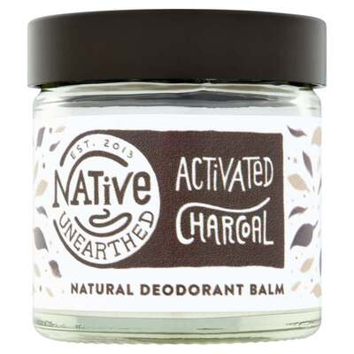 Native Unearthed Activated Charcoal Balm 60ml