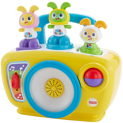 Fisher Price Bright Beats Beatbo Boogie Boom Box