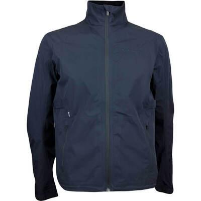 Peak Performance Waterproof Golf Jacket Heriot Gore Tex Black AW17