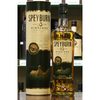 Speyburn 10 Year Old Whisky
