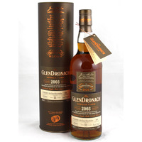 GlenDronach - The Green Welly Stop 50th Anniversary Release