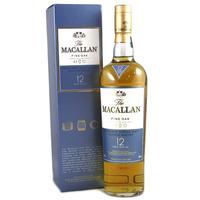 Macallan 12 Year Old - Fine Oak