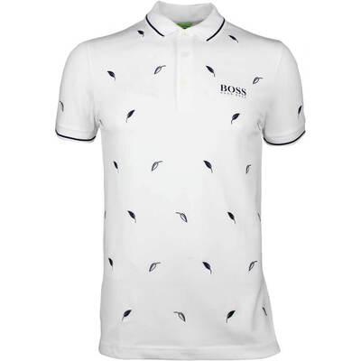 Hugo Boss Golf Shirt Paule Pro 2 Training White PS18