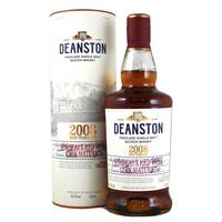 Deanston 9 Year Old Bordeaux Finish