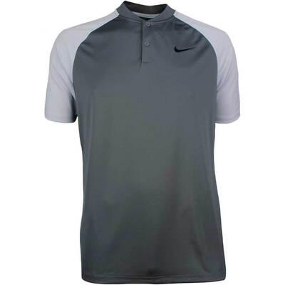 Nike Golf Shirt NK Dry Momentum Blade Dark Grey SS18