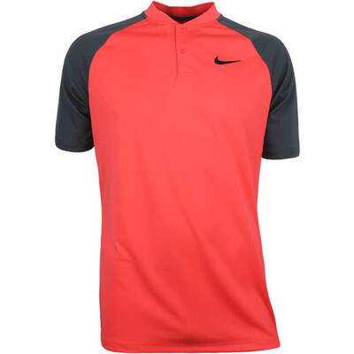 Nike Golf Shirt NK Dry Momentum Blade Rush Coral SS18