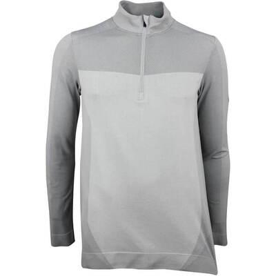 Puma Golf Pullover Evoknit Seamless QZ Quarry SS18