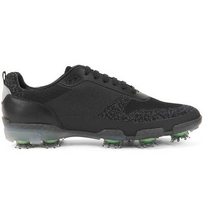 Hugo Boss Golf Shoes Lightweight Waterproof Knit Black 2018