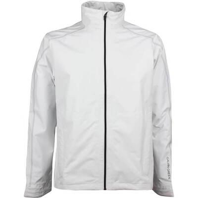 Galvin Green Waterproof Golf Jacket ALONZO Paclite White 2018