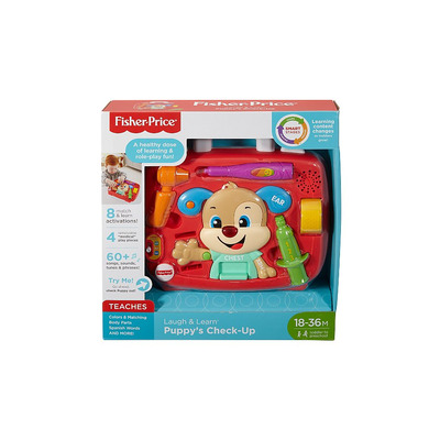 Fisher Price Laugh And Learn Puppy's Check-up Kit