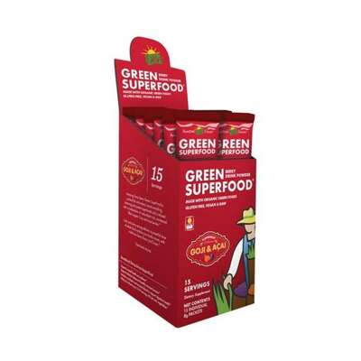 Amazing Grass Green Superfood Berry 15 Sachets