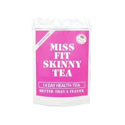 Miss Fit Skinny Tea 14 Day Teatox