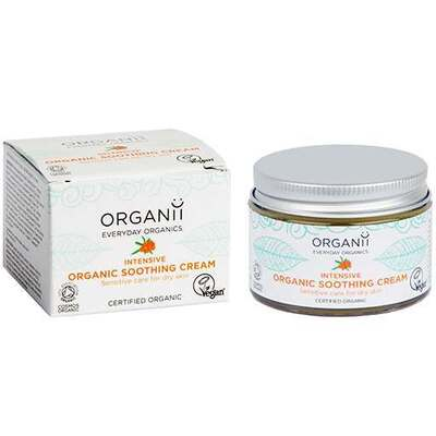 Organii Intensive Soothing Cream 50ml