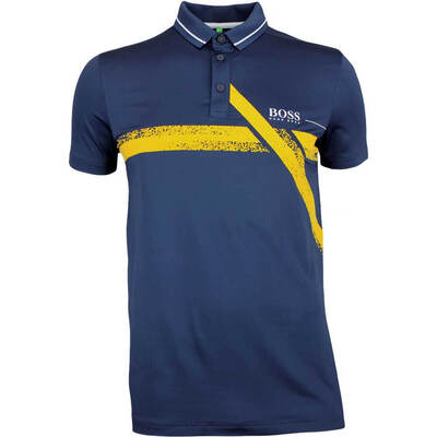 Hugo Boss Golf Shirt Pavotech Nightwatch FA18