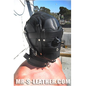 Mr S Leather Heavy Duty Hood by Fetters USA Preview