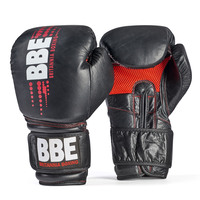 BBE Club Leather Sparring Gloves - 12oz