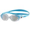 Image of Speedo Futura Biofuse Flexiseal Ladies Swimming Goggles - Blue/Clear