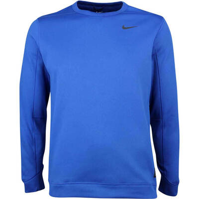 Nike Golf Jumper NK Therma Repel Crew Gym Blue AW18