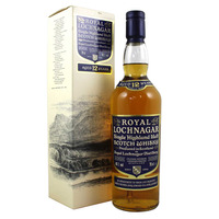 Royal Lochnagar Aged 12 Years - Old Label