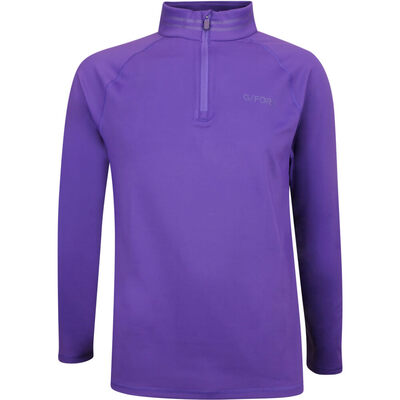 GFORE Golf Pullover The Mid Wisteria AW18