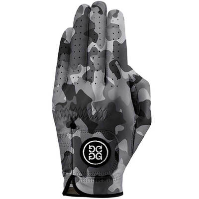 GFORE Golf Glove Delta Force Camo Charcoal 2020