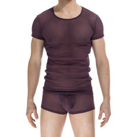 Lhomme Invisible Dyonisos Round Neck T-shirt