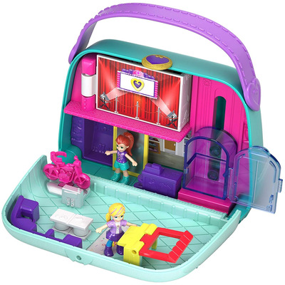 Polly Pocket Big Pocket World, Mall Theme