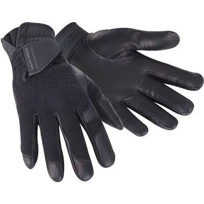Galvin Green Golf Gloves Lewis Leather Fleece Black SS20