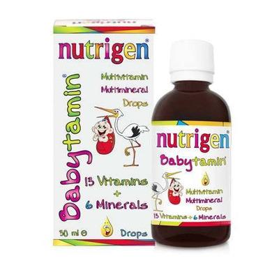 Nutrigen Babytamin Multivitamin Drops 30ml