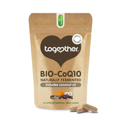 Together Bio-CoQ10 Supplement 30 Capsules