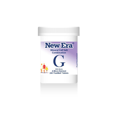 New Era Combination G 240 Tablets