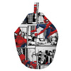 Spiderman Bean Bag - Metropolis